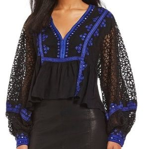 New with tags Free People Top